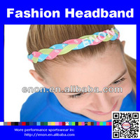 Custom Elastic Hair Bands for Women DIY Headband