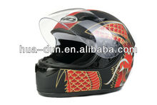 unique full face motorcycle helmet HD-07B