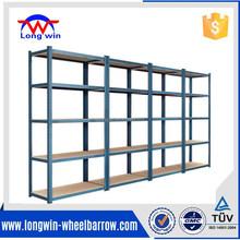 Industrial 5 tier garage shelving storage