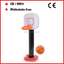 Inflatable indoor Basketball Hoop and basketball set