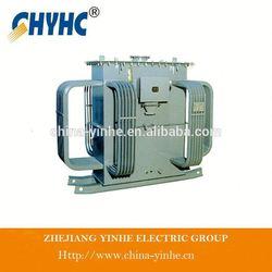 machine for winding toroidal transformer