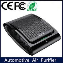 USB power supply mini deodorant ionic freshener air purifier electric car perfume