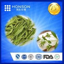 sweetening agent Stevia Leaf Extract / Stevia P.E diabetes cure herbs
