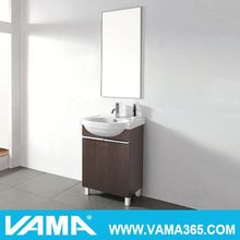 VAMA Wholesaler Solid Wood Wall Mounted Spare Parts Cabinet