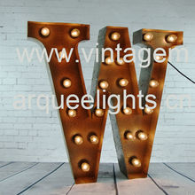 24inch rusty christmas lights