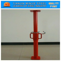SHORING PROPS ADJUSTABLE STEEL PROP SCAFFOLDING WITH HIGH QUALITY SHORING PROPS