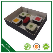 Low price hot sale sushi boat of high quality