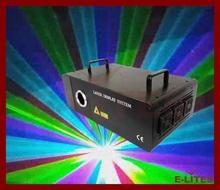 dj laser for laser show, 1w laser beam stage light,double laser
