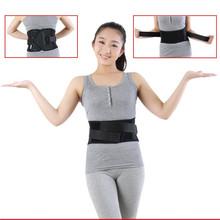 Alibaba golden supplier! Breathable mesh back support belt back massager