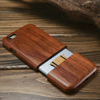 wooden shell mobile phone case for HTC one M8 case for iPhone 6 6s