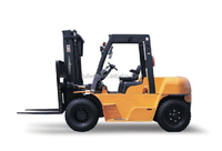 Internal Combustion Lonking 2ton capacity forklift price