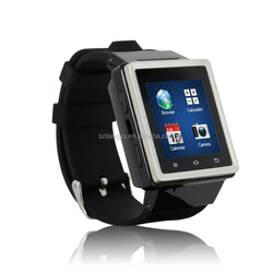 2015 new coming android watch phone with GPS wifi bluetooth 3G