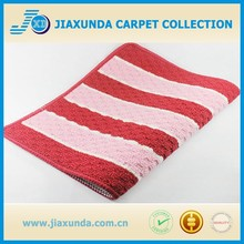 Striped PP Carpet Floor jacquard Mat