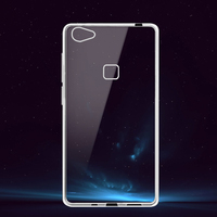 Crystal transparent whole TPU case For vivo X6 full tpu case transparent clear mobile phone case cover