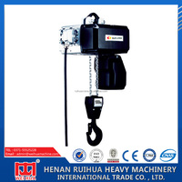 2015 Hot sell good quality small electric chain hoist