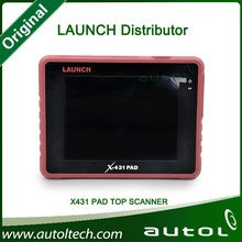 [Launch Authorized Dealer] 100% Original Launch X431 PAD In stock Support 3G Wifi X-431 PAD Launch Update Online Fast shipment