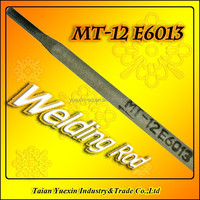 Electric Electrodes Welding Aws E6013 Raw Material of Welding Electrode