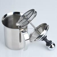 400ML stainless steel argos milk frother