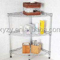 2014 the most new design for 3 tiers sector shelving