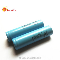 Alibaba online shopping 18650 rechargeable battery 3.7V