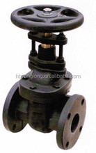DIN Metal Seal Non-Rising Stem Gate Valve F4/F5 China Supplier
