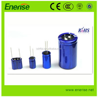 electrical double layer capacitor 2.7v super capacitor 100 farad capacitor