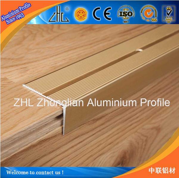 Oem bois couleur aluminium l carrelage moulure de bord - Couleur de l aluminium ...