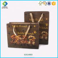 Handbag Shape Kraft Paper Bag,Gift Bag