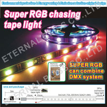 professional outdoor led display rgb strip dmx wireless controlled lights