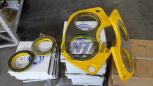 Schwing hardfacing wear parts; Schwing wear plate and wear ring; Schwing concrete pump spare parts