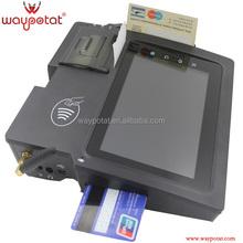 waypotat tablet pos terminal with 2D barcode RFID GPS i9300