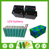 Long life cycle Lifepo4 12V rechargeable battery lithium ion battery pack, lifepo4 battery pack