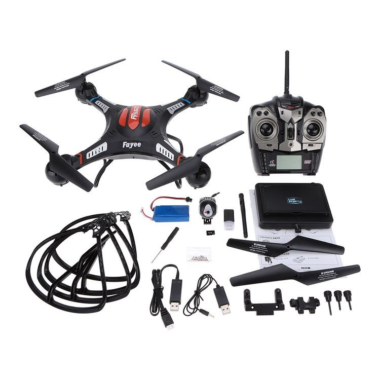 1420560-2.4G 6-Axis Gyro 5.8G FPV RC Quadcopter with 2.0MP Camera Headless Mode 360 Rolling-2_13.jpg