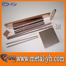 Hot sale China Tungsten Copper Export Products