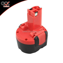 Replacement Bosch 7.2V 2.0Ah NI-CD power tools packs for cordless drill battery 7.2V Bosch 2 607 335 587, 2 607 335 766