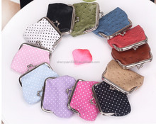 High-end italy designer brand coin sorter purse with Fashion Design For Women