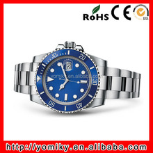 2015 China Manufacturer custom sapphire crystal wrist luxury watch