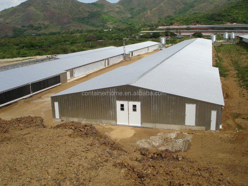 Building New Poultry Houses