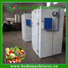 China supplier Industrial vegetable dehydrator machine to make dried fruits and vegetables process 008613343868847