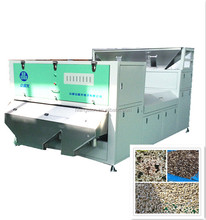 New design cashew colour sorter,cashew grading machine, high quality CCD full color cashew separating machinery CE certificate