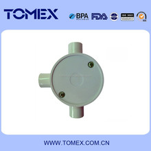 IEC614 standard professional pvc electrical conduit fittings