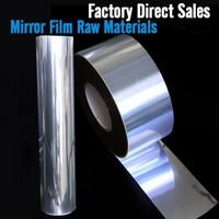 Alibaba express mirror PET screen protective film roll