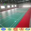 2015 high Quality PVC flooring Vinyl Badminton Flooring