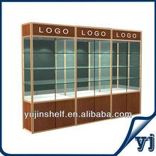 personalizado tienda de mueble de exhibición de la joyería para con el logotipo de impresión