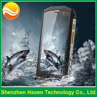 5inch 4g lte Rugged phone ip67 waterproof mobile phone android4.4 smart phone NFC Quad core CPU cellular phablet