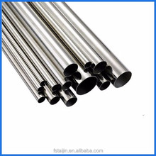 Taijin secondary 2B/BA/NO.4/HL/6K/8K stainless steel pipe scrap