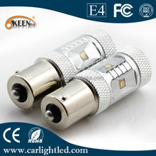 30W Automotive LED Bulb, with Cree Car LED Lamp, High power 1156, 12V,CE Rosh certificated
