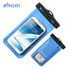 Bingo Wholesale Phone Waterproof Case, PVC Waterproof Bag, Waterproof Pouch