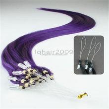 Salon Products Russian Nano Ring Wholesale Hair Extension&Hot Blonde Russian Hair&Russian Human Hair