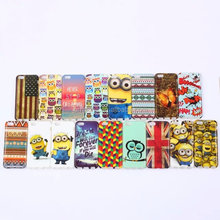 Despicable Me 2 Minions owl flag tpu soft back cover case for Apple iPhone 5C MINI